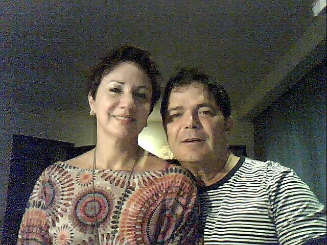 Alvaro And Ivelize From Playa Hermosa, Costa Rica