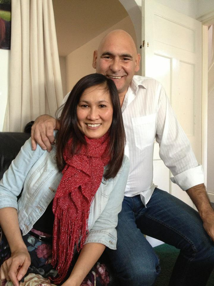 Carlo & Jiya from Luton