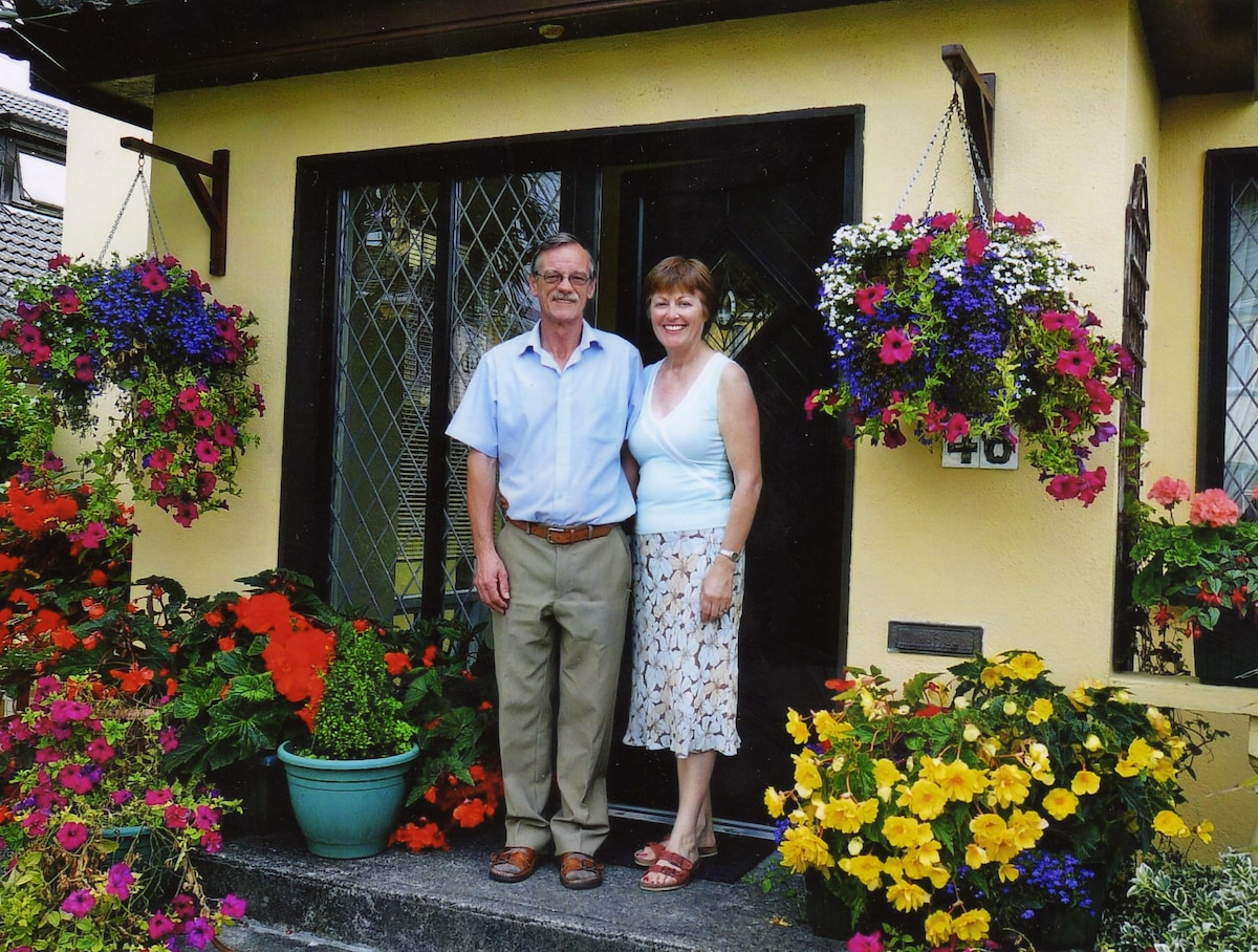 Anne & John from Galway