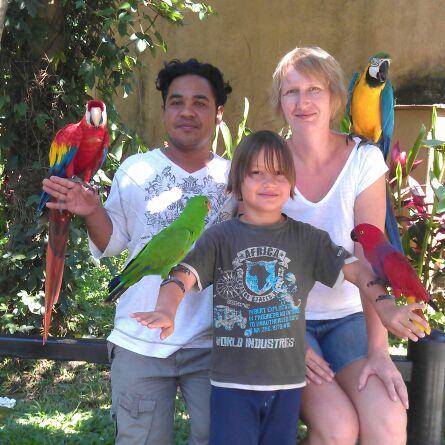 Ketut, Silvana & Sam from Karangasem