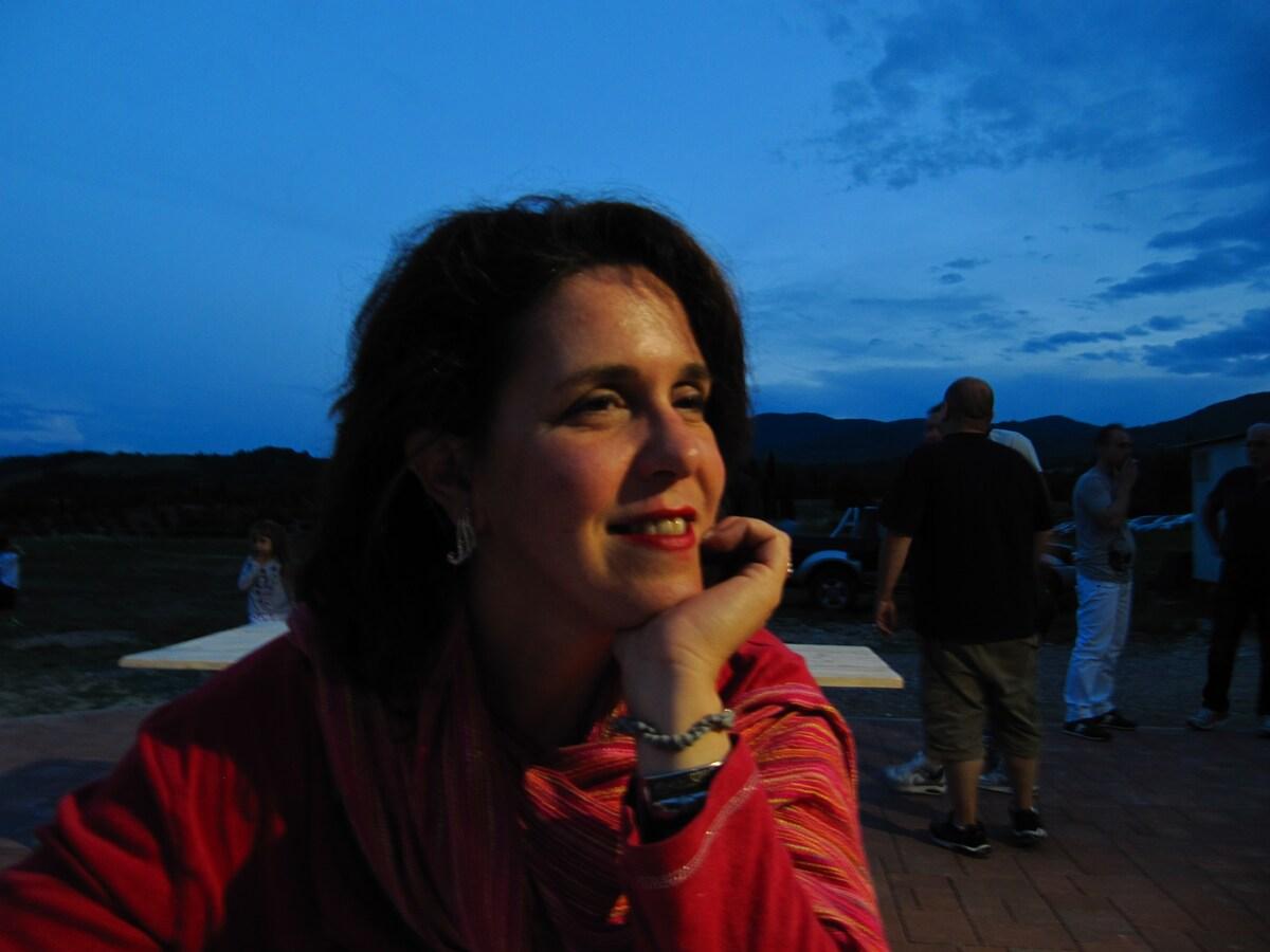 Daniela from Incisa in Val d'Arno