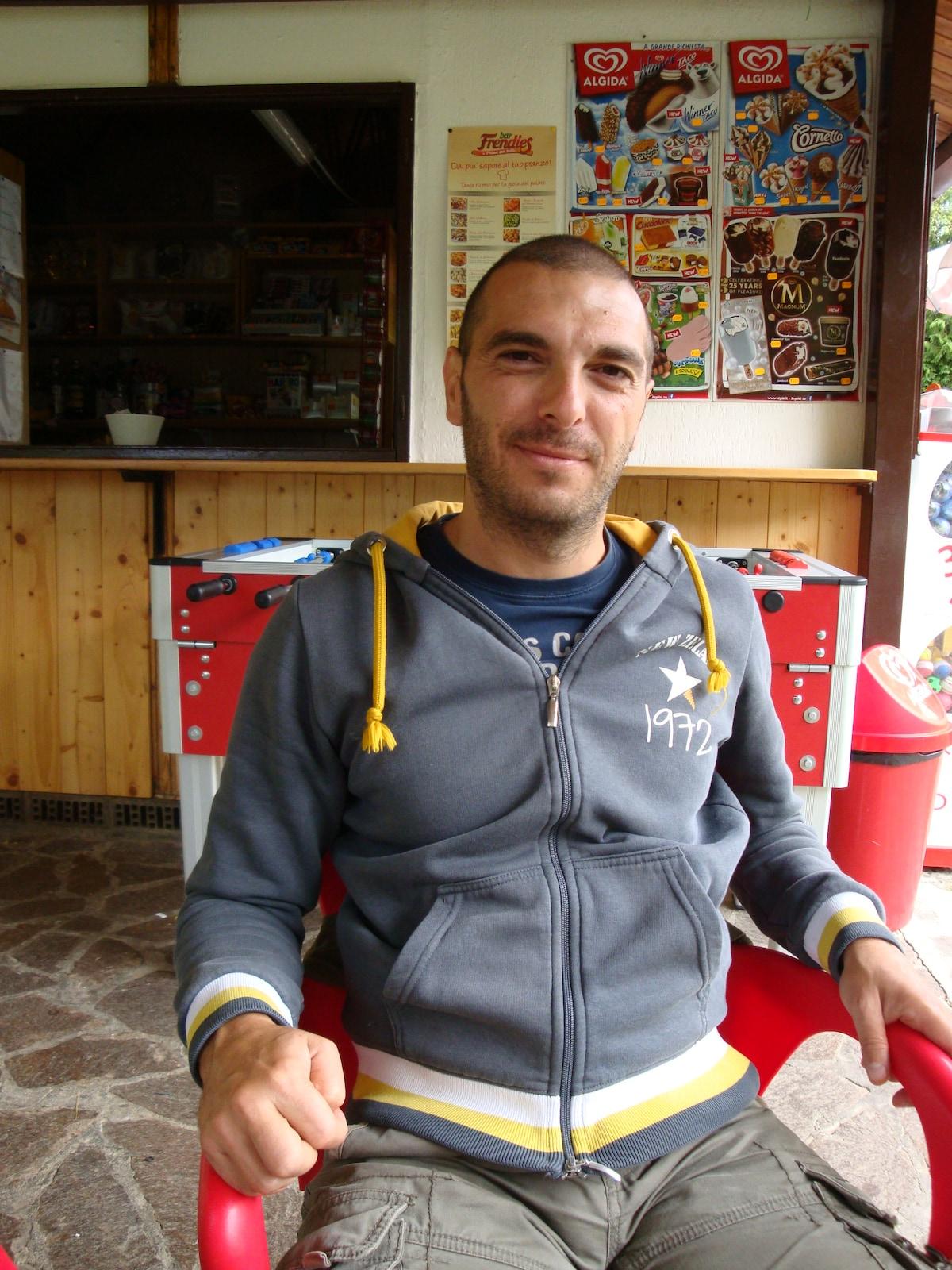 Davide from Villalago