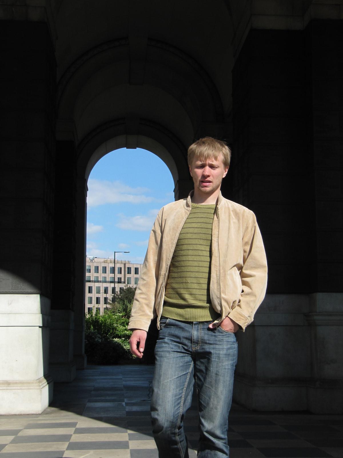 Criss from Tallinn