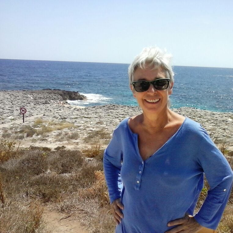 Teresa from Es Castell