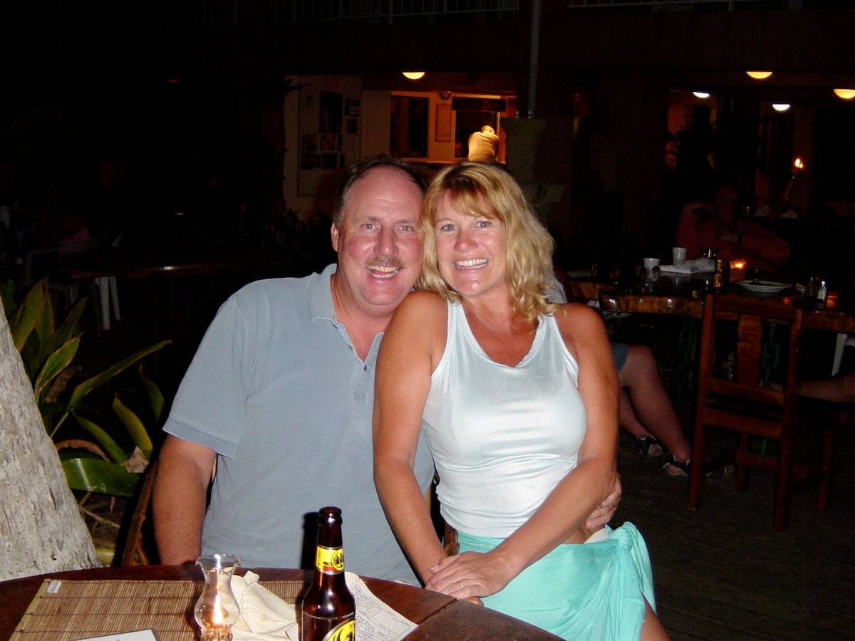 Aileen & Fritz From Playa Hermosa, Costa Rica