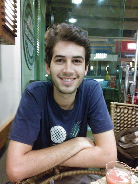 Vinícius From Petrópolis, Brazil
