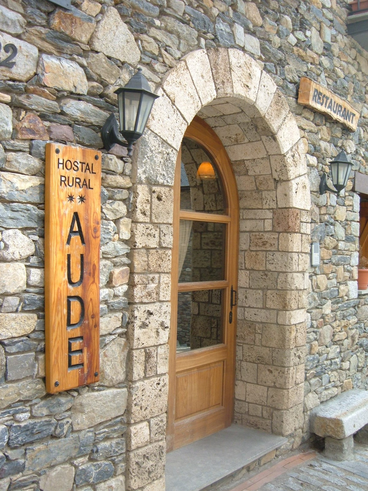 Hostal Aude from Durro