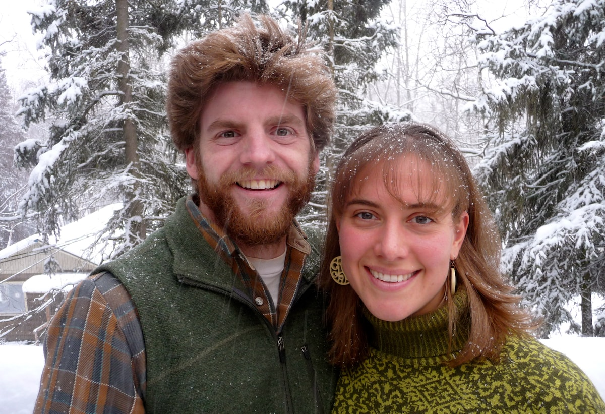 Sam And Amanda from Anchorage