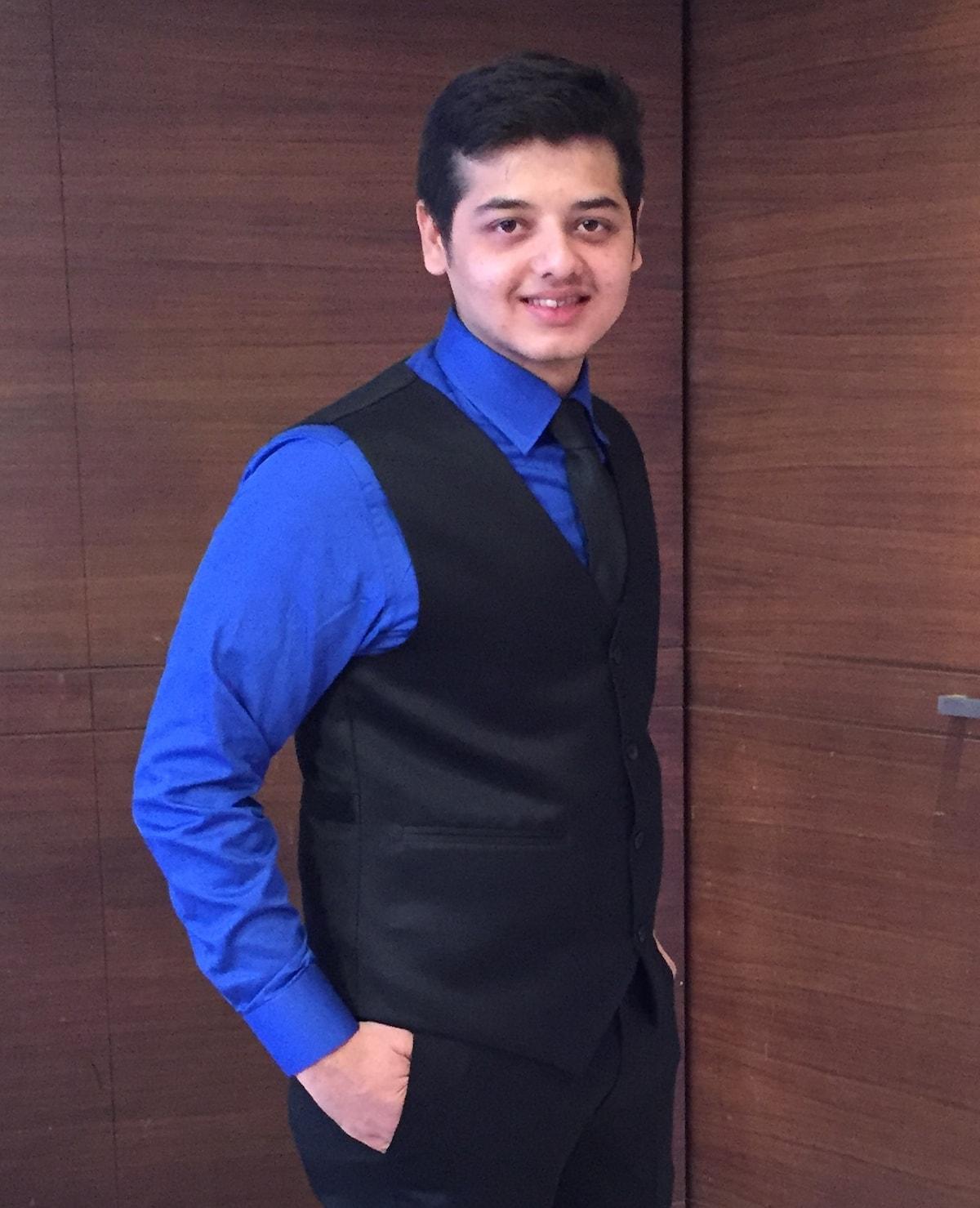 Sagar from Mumbai
