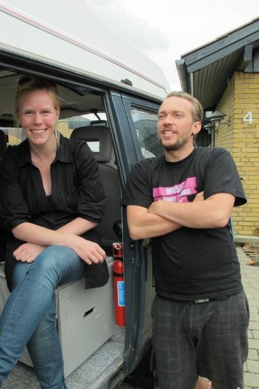 Jan & Rikke