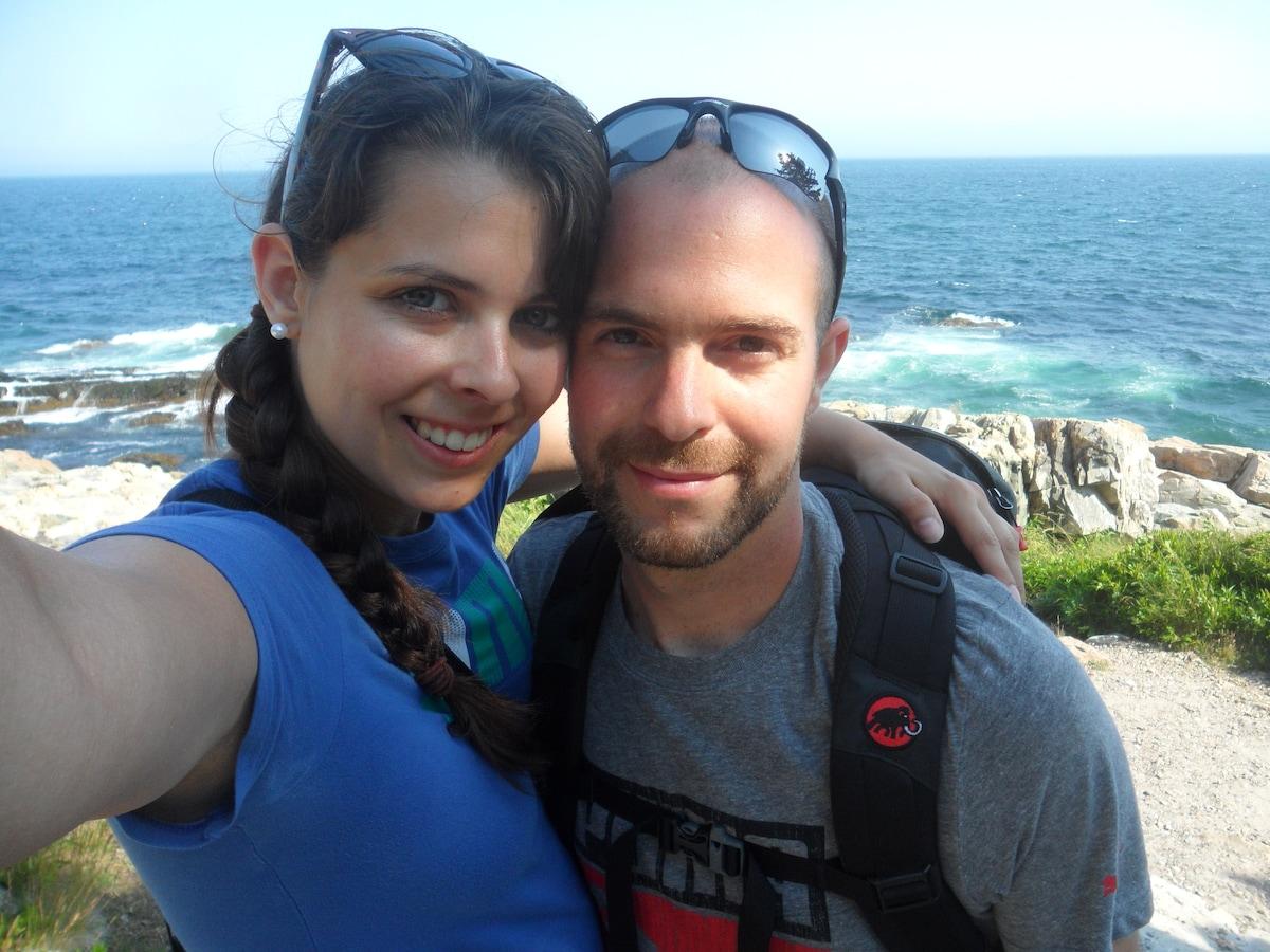 Nathalie & Jean-Marc from Murten