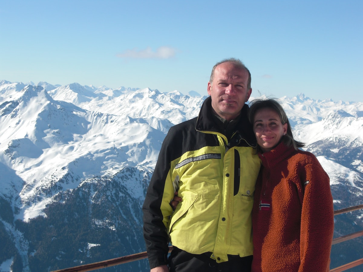 Marco & Iaia from Baveno