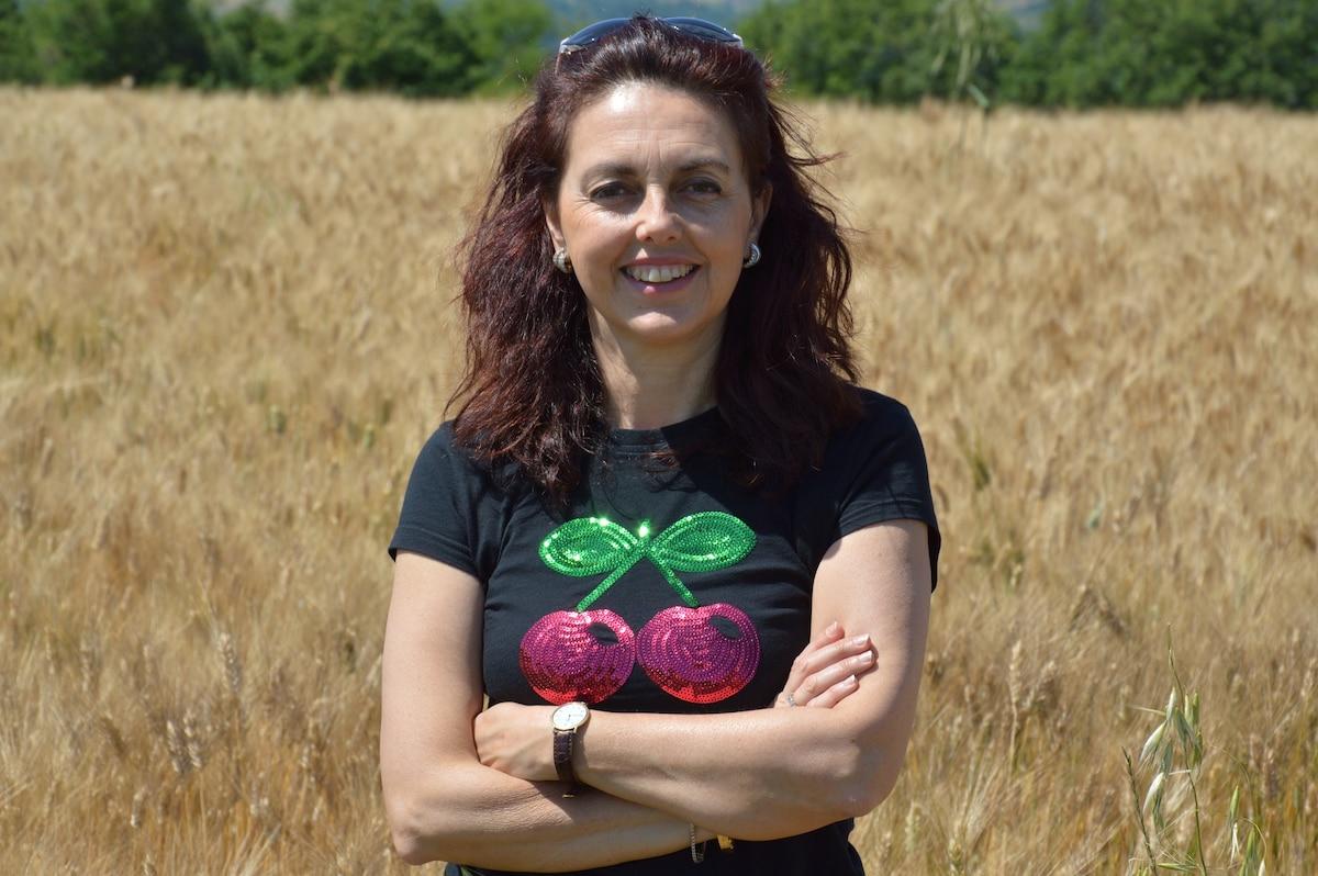 Sabrina From Palaia, Italy