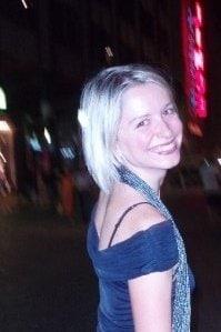 Tania From Bergamo, Italy