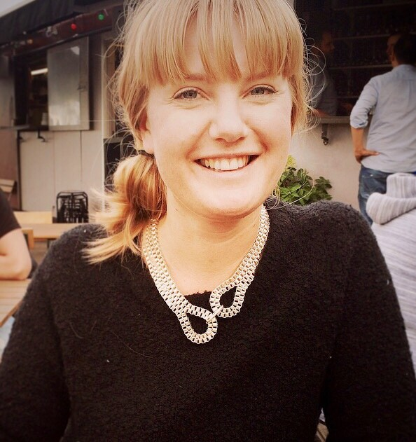 Kajsa from Stockholm
