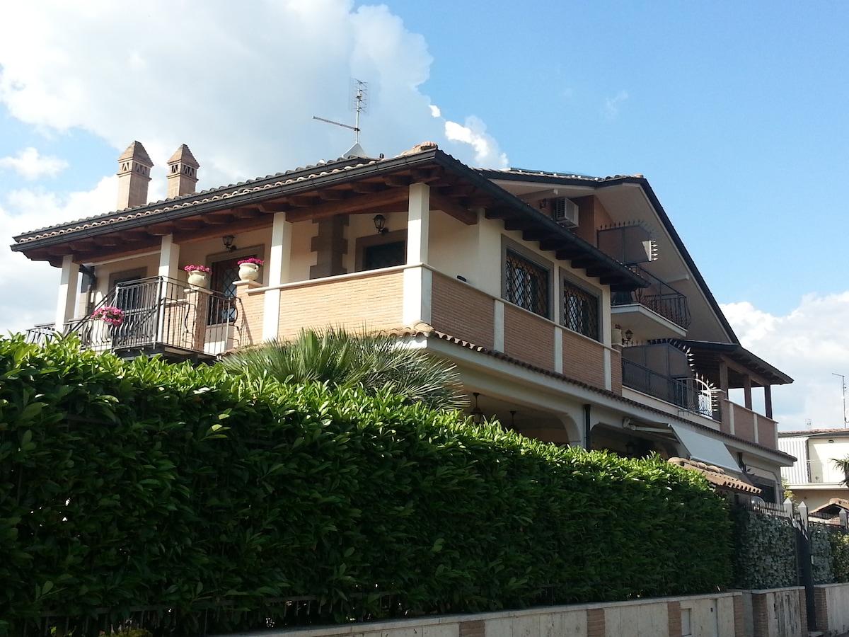 Rita From Tor Lupara, Italy