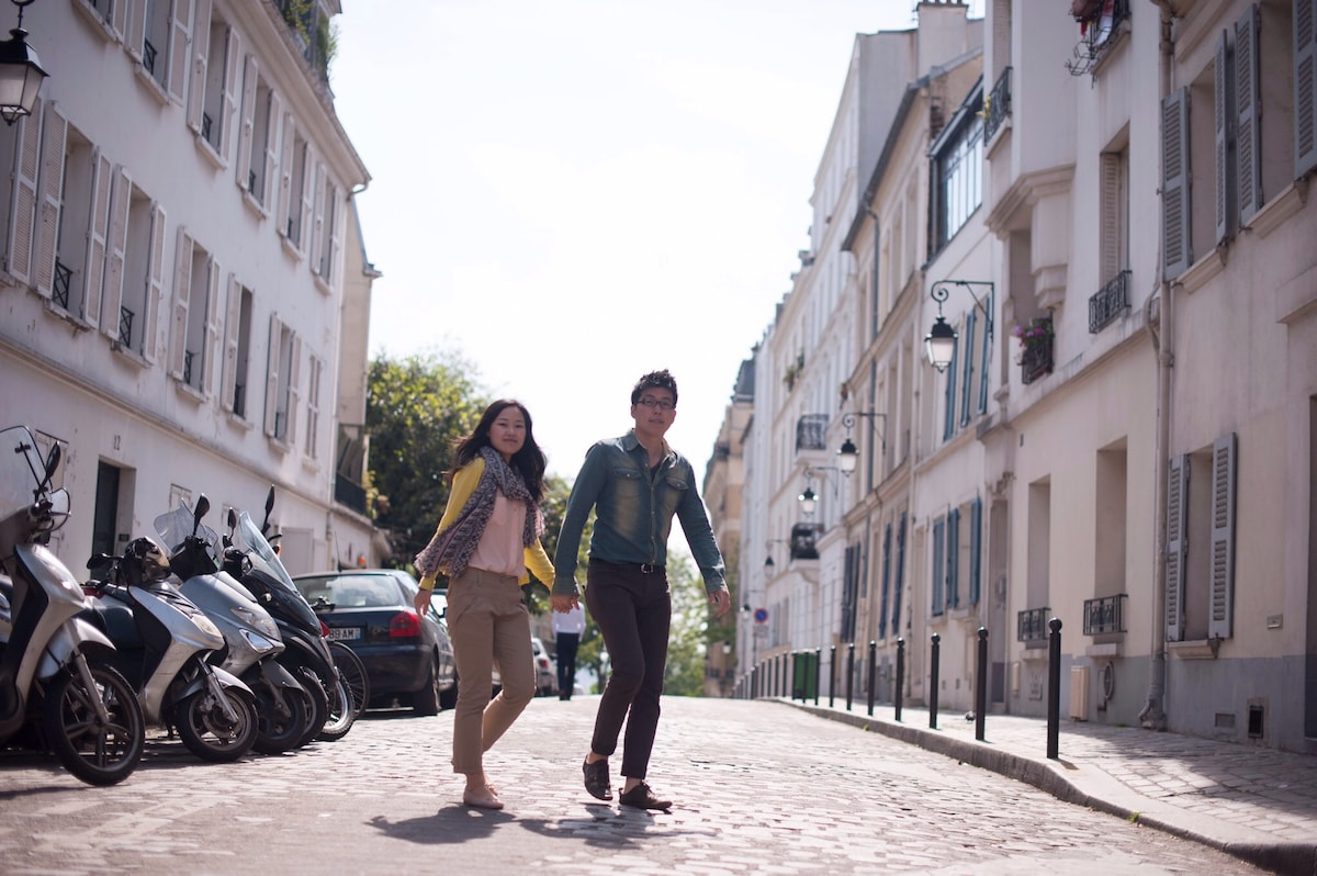 I studied tourism, I work for tourism, I do love t