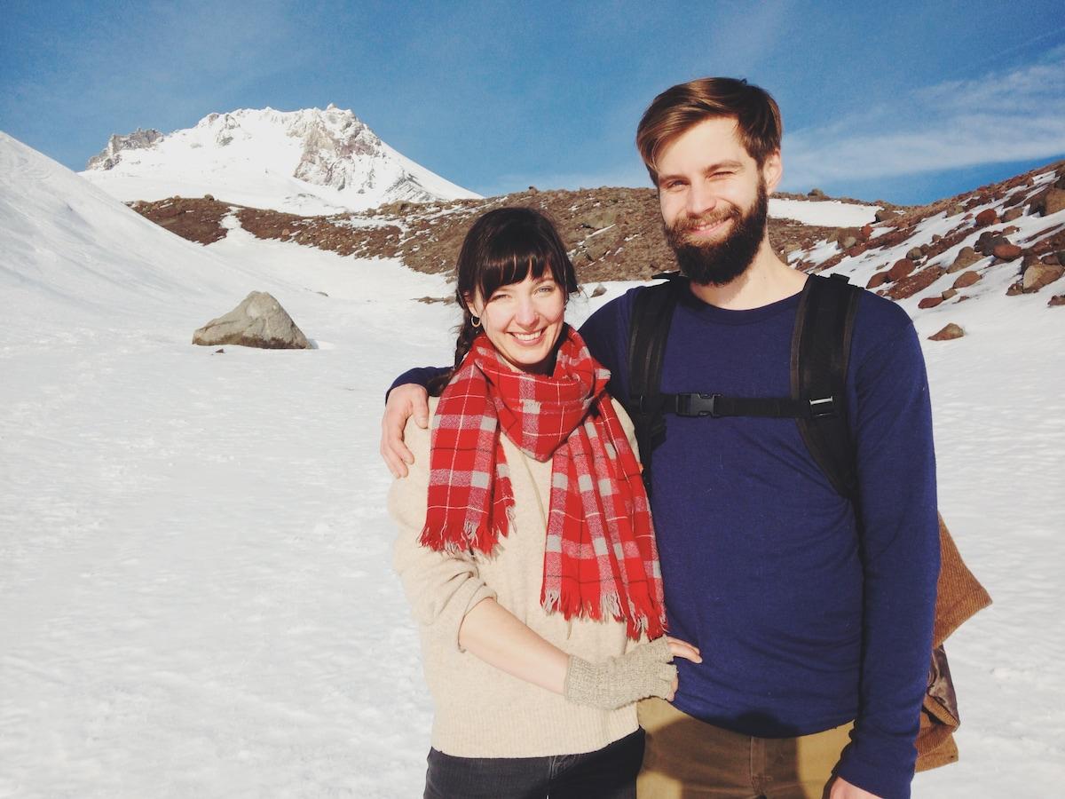 Peter & Alea from Portland