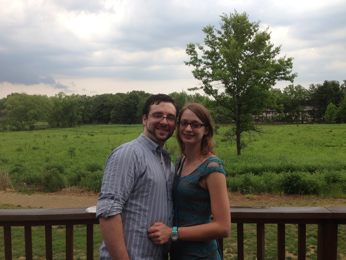 I'm engaged to an amazing woman (Sarah), and have