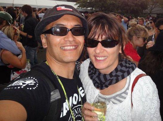 Anaru From Matokitoki, New Zealand