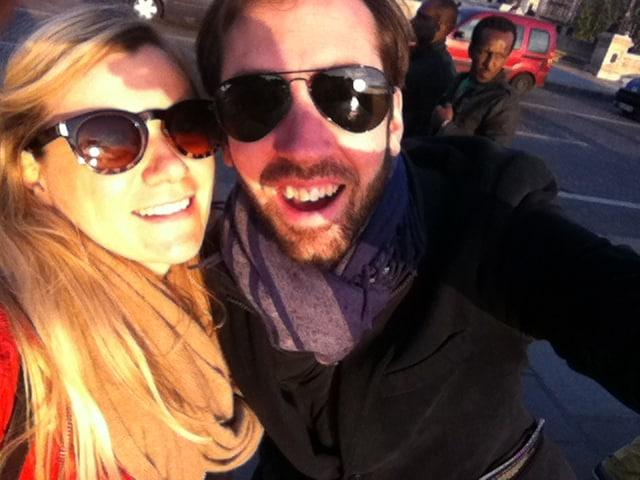 Carlotta & Guillaume from Paris