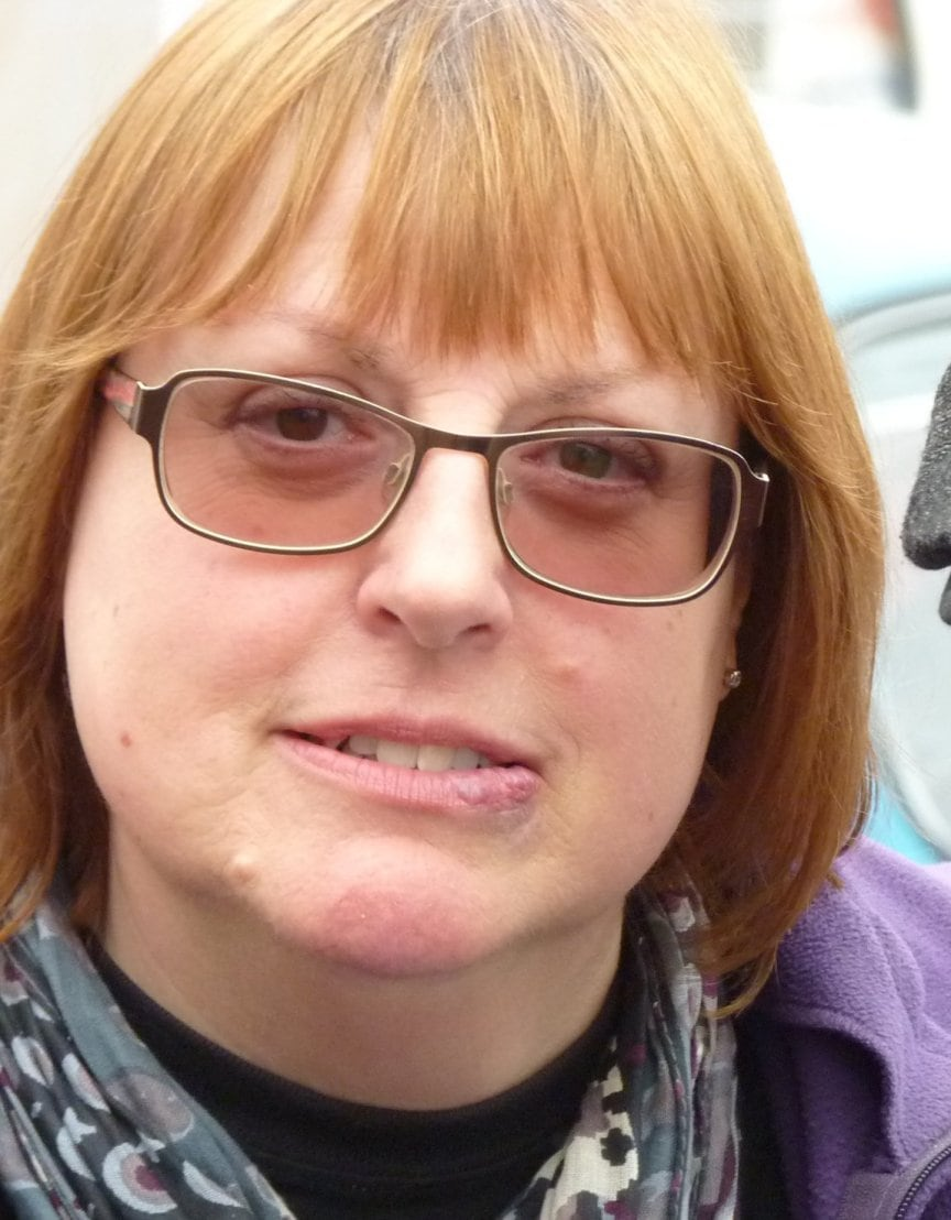 Sandra from Albatera, Alicante.