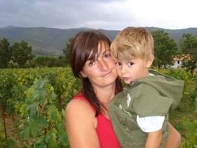 Debora From Cortona, Italy