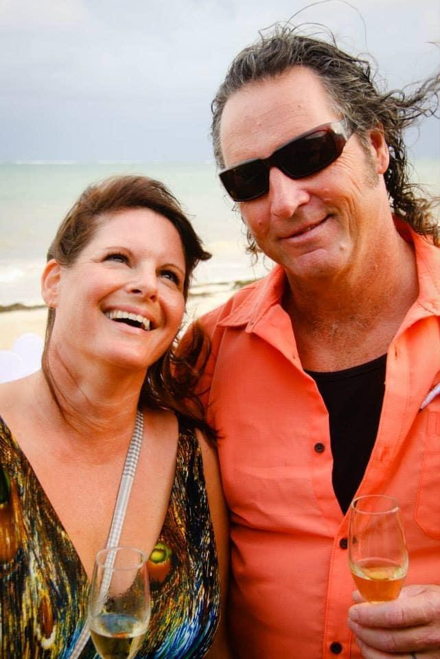 David And Traci From Sayulita, Mexico