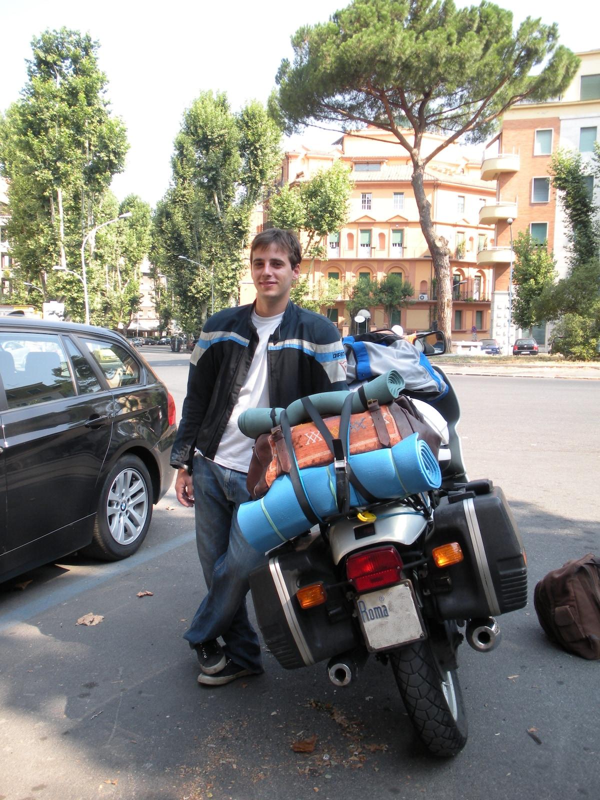 Giacomo from Monteleone Sabino