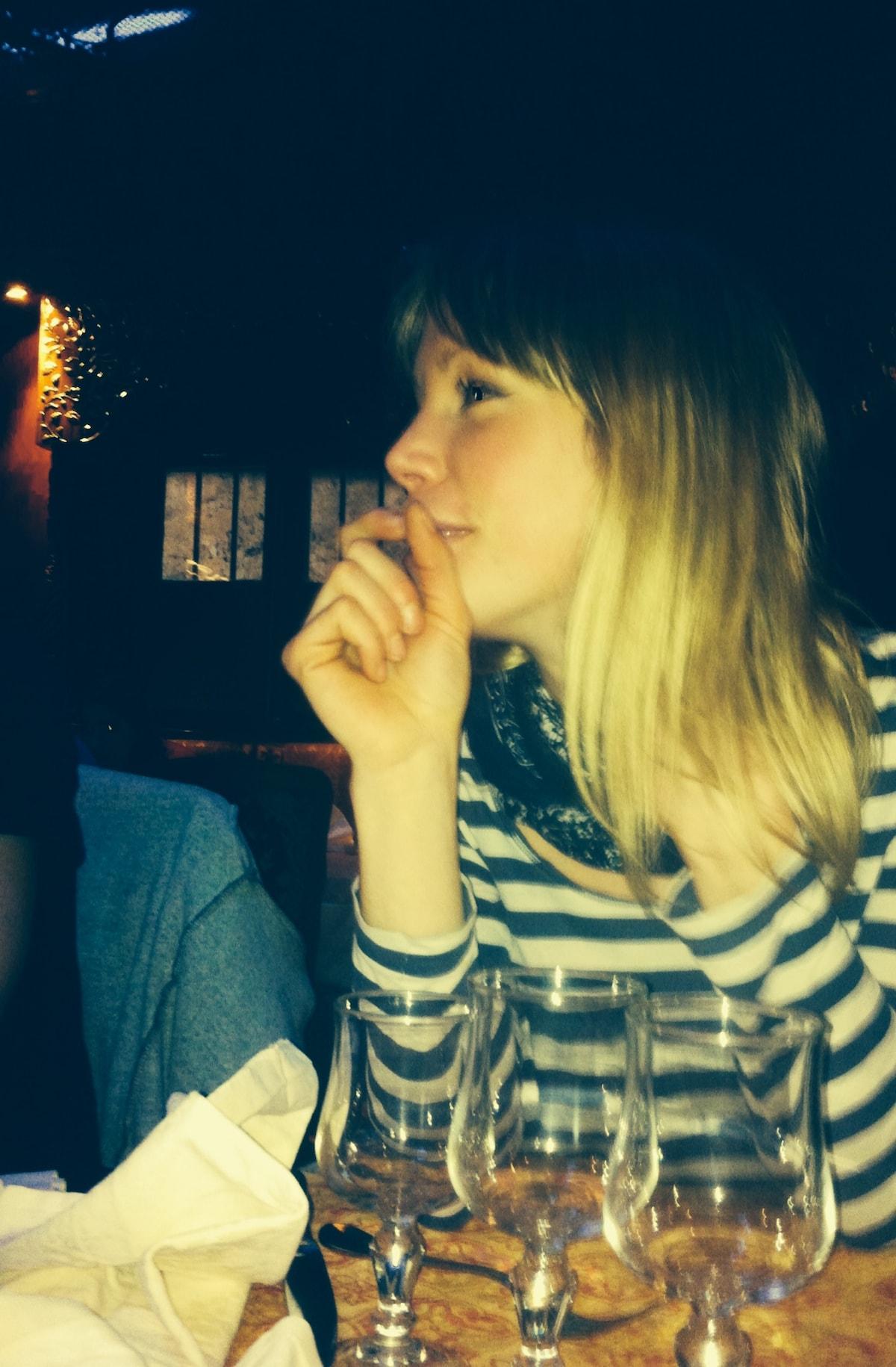 Guillemette from Paris