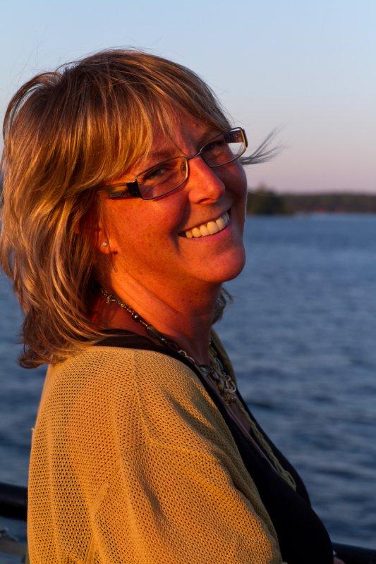 Cheryl from Warner