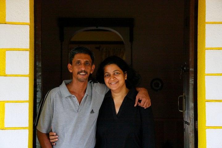 Bennita from South Goa