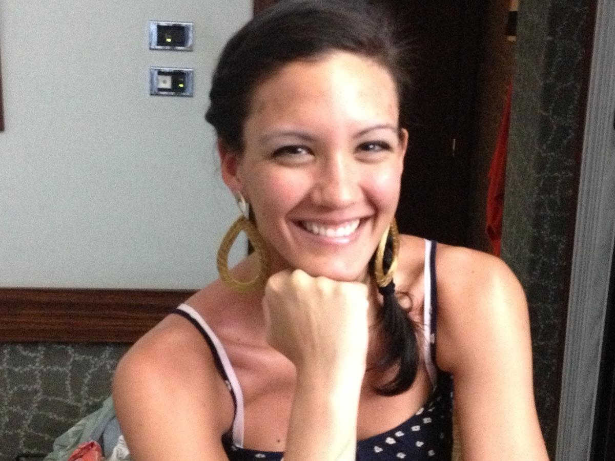 Fabiola From Woluwe-Saint-Pierre, Belgium
