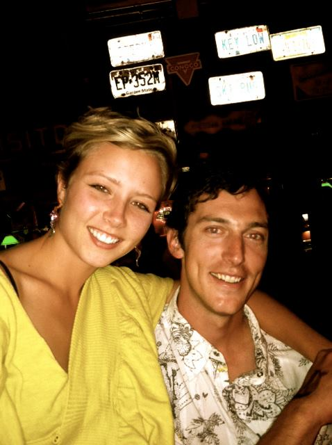 Haley And Josh aus Los Angeles