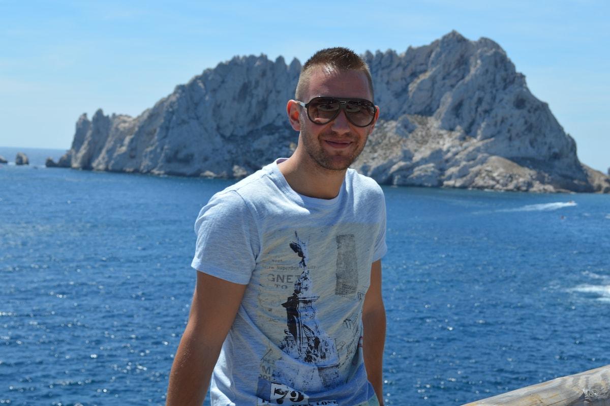 Yaroslav from Nice