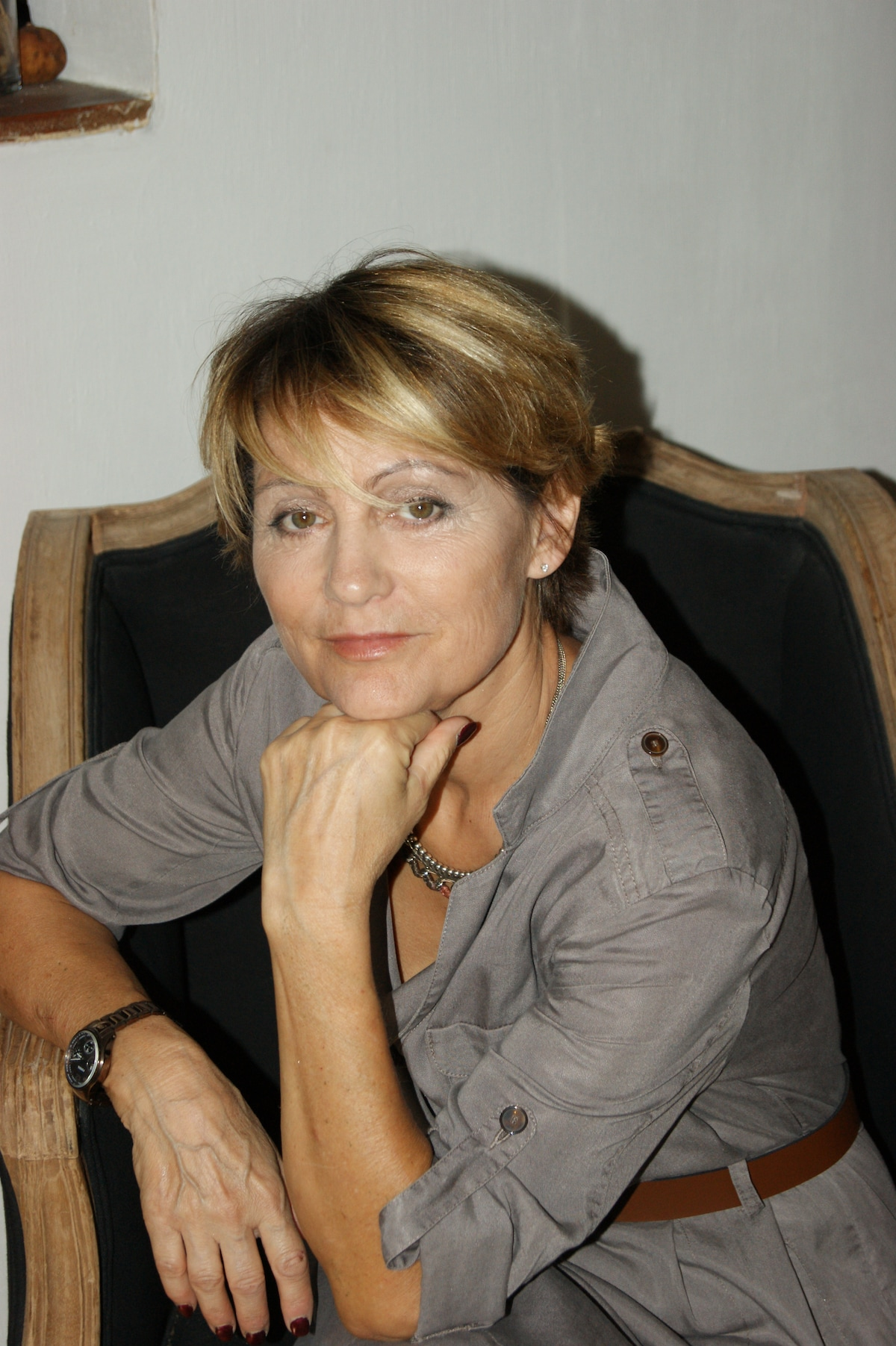 Patricia From Cannes, France