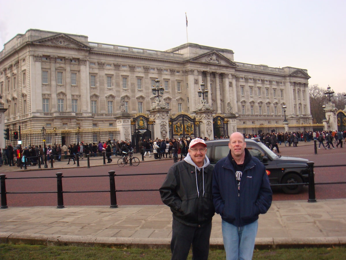Gary & Al From Lake Country, Canada
