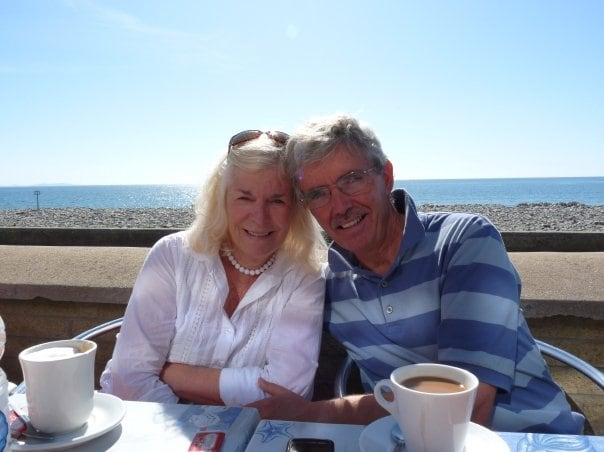 Peter And Pauline from Amroth