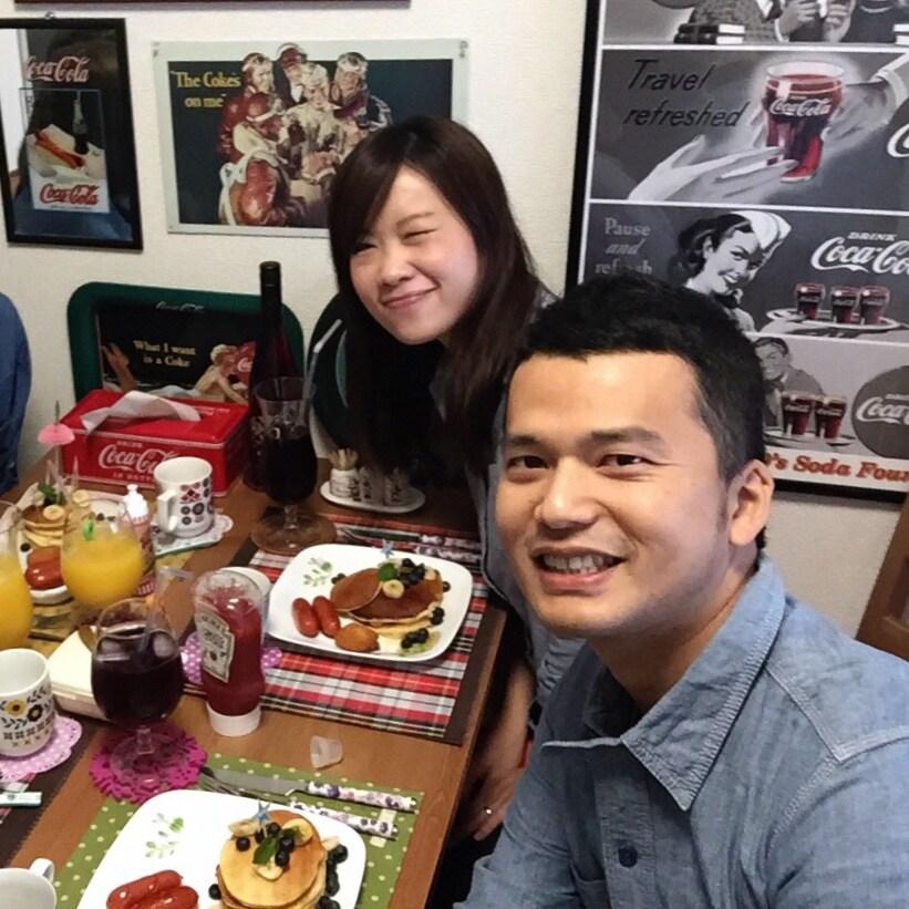 Emma & Shotaro from 北区