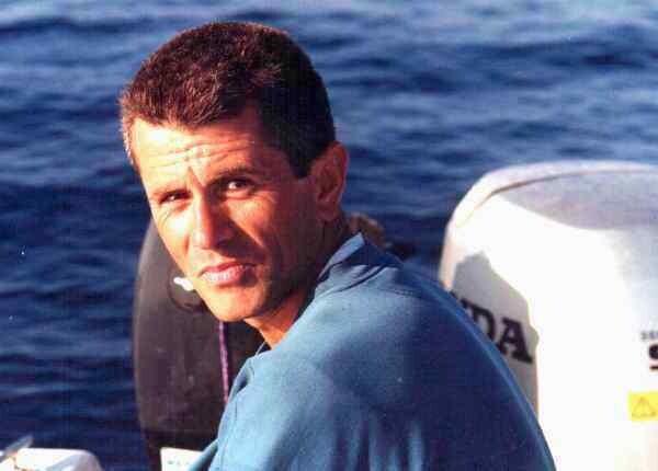 Kostas From Paros, Greece