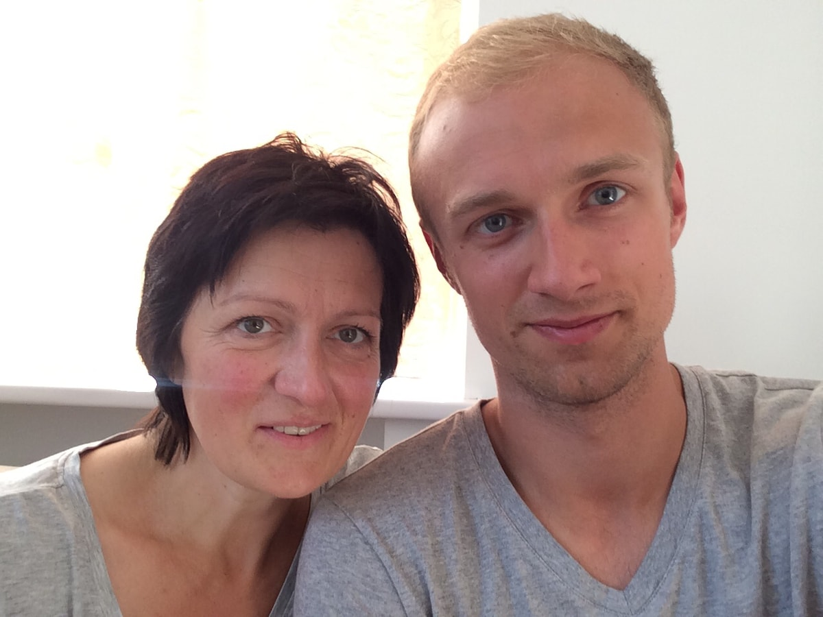 Irma & Dom From Lithuania