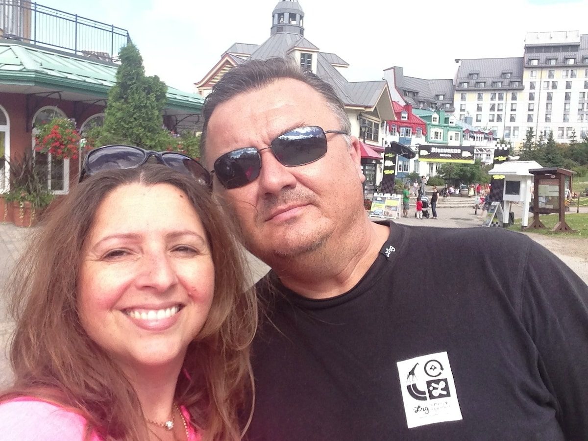 Phyllis from Mont-Tremblant