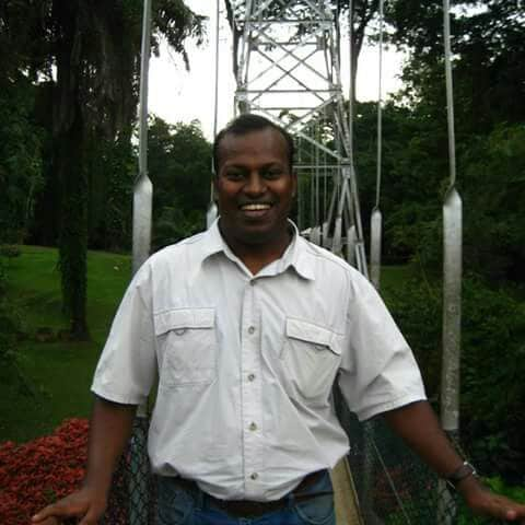 Benjamin from Kandy