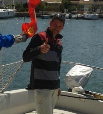 Xavier from Agde