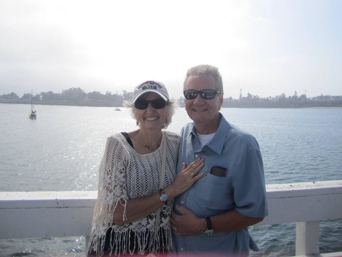 I just celebrated our 45th wedding anniversary wit