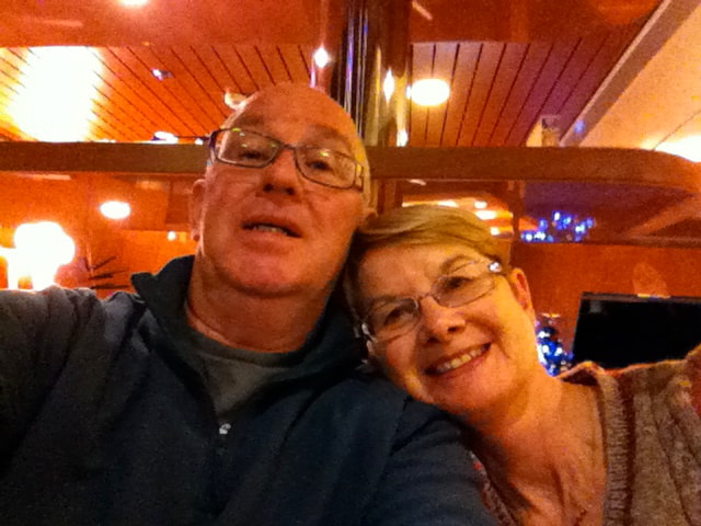 Charlie And Glenda From Warrenpoint, United Kingdom