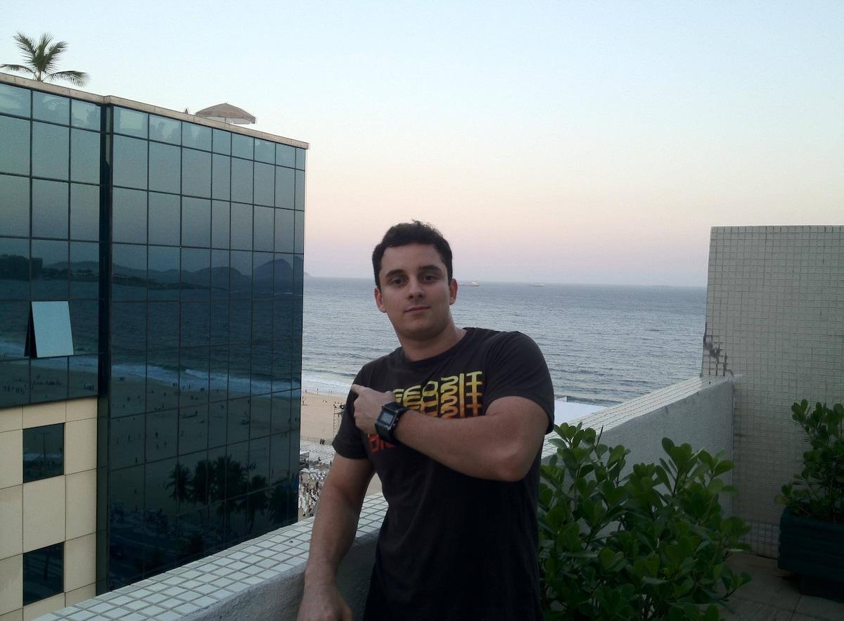 Andre from Rio de Janeiro
