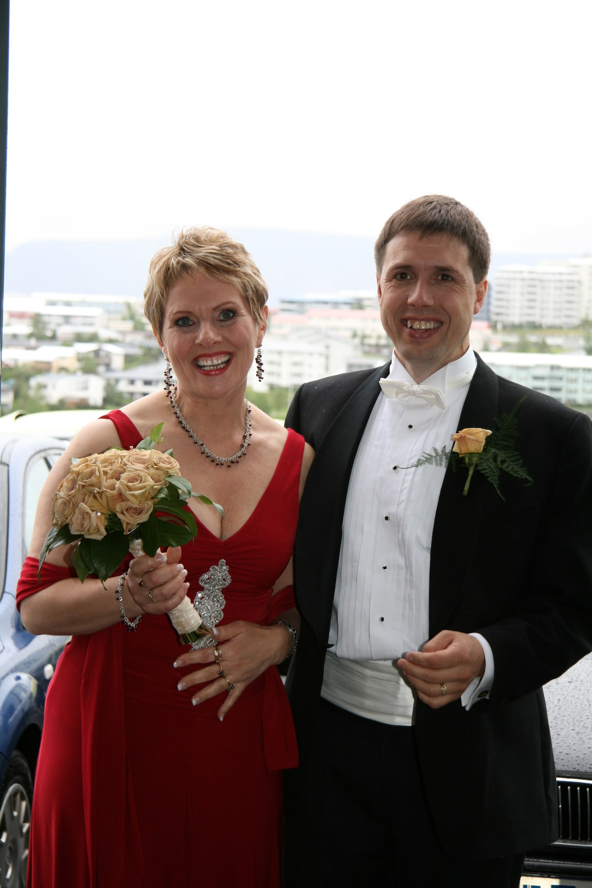 Elisabet And Hreidar From Mosfellsbær, Iceland