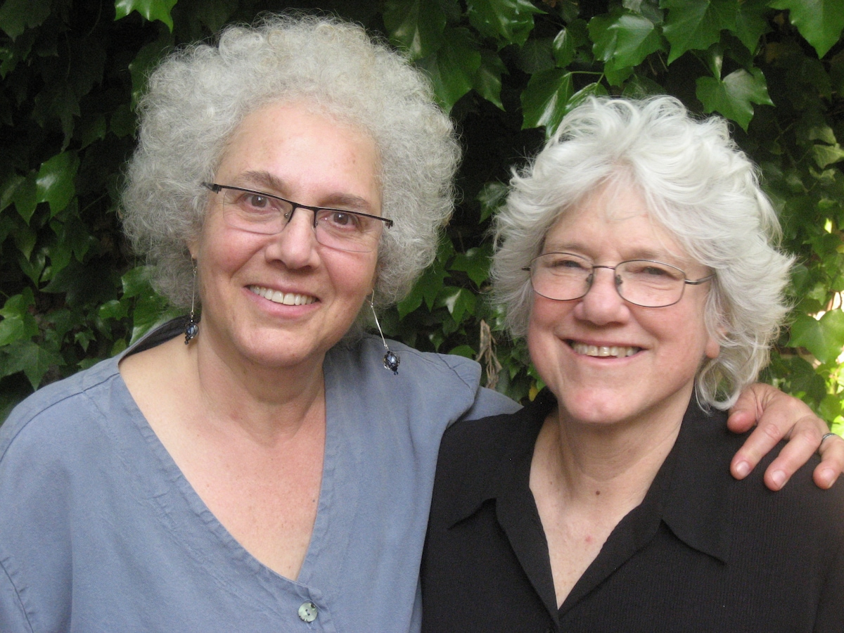 Joan and I are both semi-retired professionals-- J