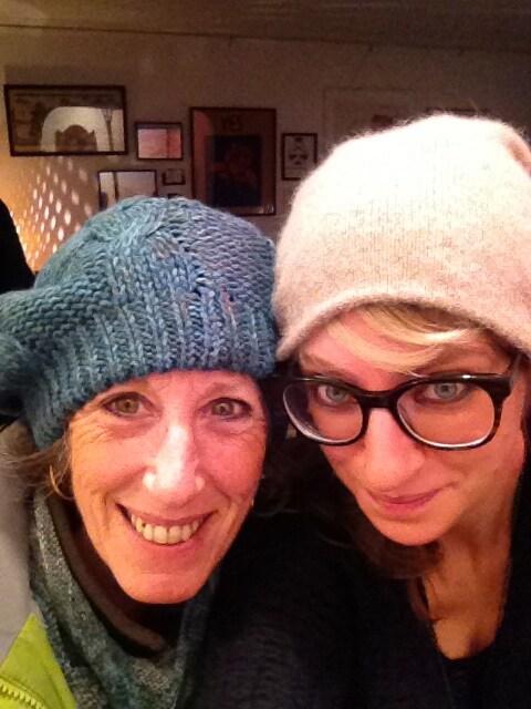 Laura & Rachel from Rosendale